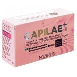 Nutrisanté Capilaé + Nourrit la Fibre Capillaire 120 capsules 2 Mois