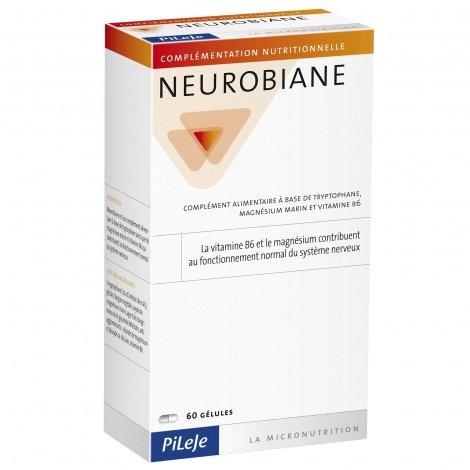 Pileje Neurobiane Système Nerveux 60 Gélules pas cher, discount