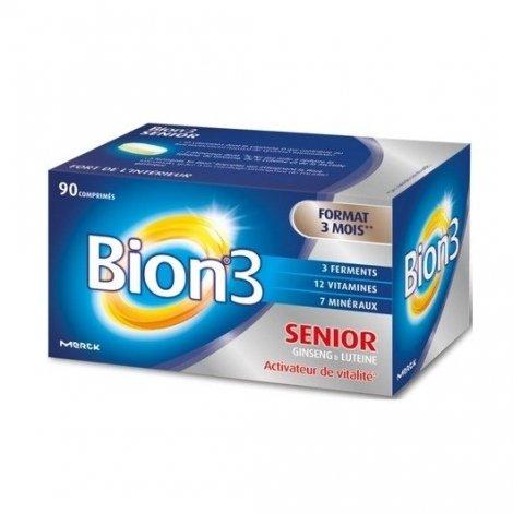 Bion 3 Senior Activateur de Vitalité Format 3 Mois 90 comprimés pas cher, discount