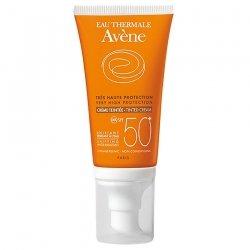 Avene Solaire crème visage teintée ip50+ très haute protection 50ml