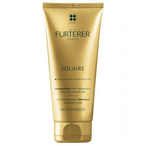Furterer Solaire shampoing réparateur après soleil 200ml pas cher, discount