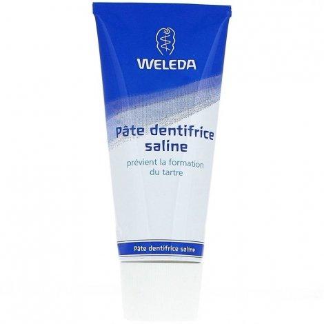 Weleda Pate Dentifrice Saline Bio 75ml pas cher, discount