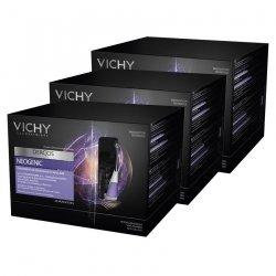 Vichy Dercos Neogenic Traitement Capillaire LOT de 3 Coffrets 3x28 ampoules (3 mois)