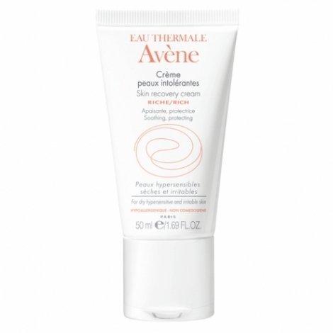 Avène Crème Peaux Intolérantes Riche 50ml pas cher, discount