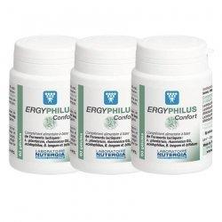 Nutergia LOT de 3 Ergyphilus Confort 60 Gélules
