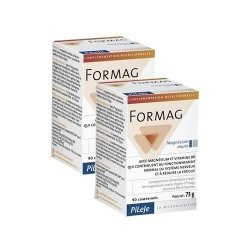 Pileje Formag Stress Fatigue LOT de 2x 90 Comprimés