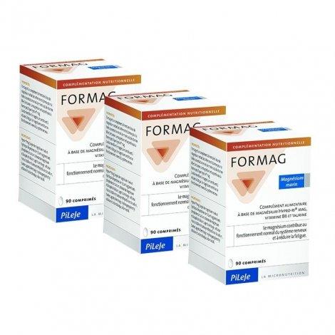 Pileje Formag Stress Fatigue LOT de 3x 90 Comprimés pas cher, discount
