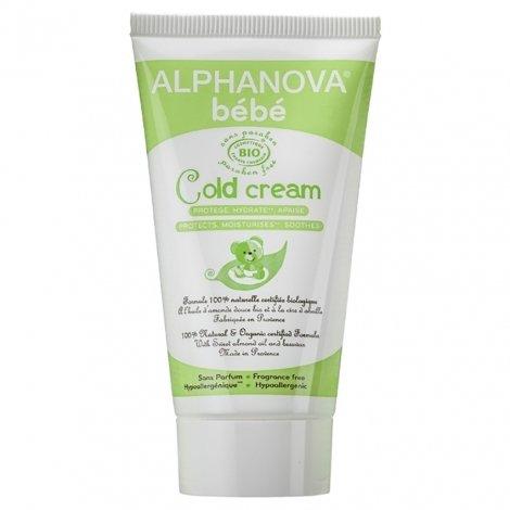 Alphanova Bébé Cold Cream Bio 50ml pas cher, discount