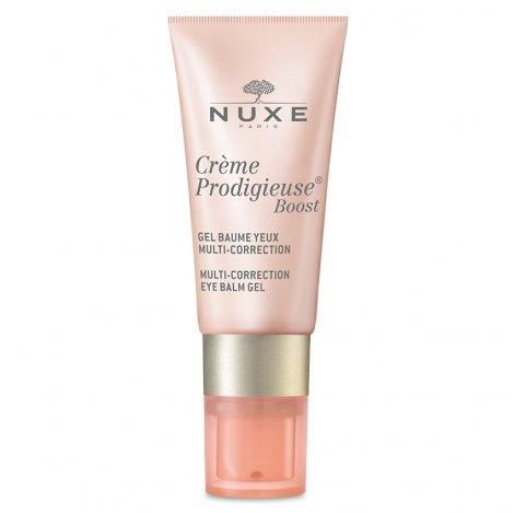 Nuxe Crème Prodigieuse Boost Gel Baume Yeux Multi-Correction 15ml pas cher, discount