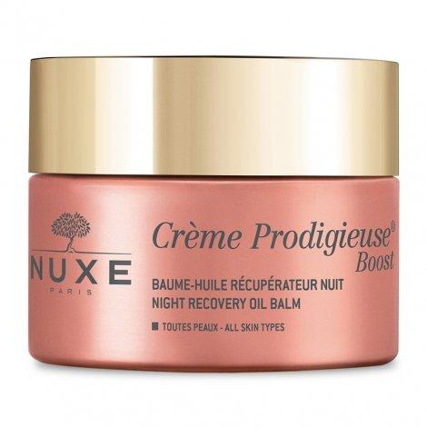 Nuxe Crème Prodigieuse Boost Baume Huile Récupérateur Nuit 50ml pas cher, discount