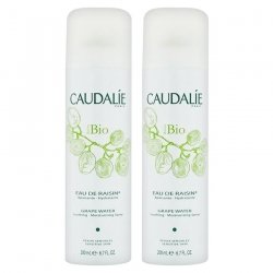 Caudalie LOT de 2 Eau de Raisin 200 ml
