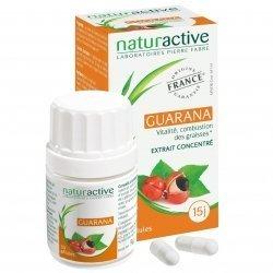 NaturActive Guarana Vitalité 30 Gélules