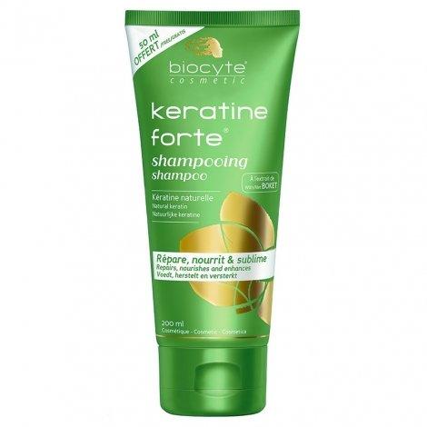 Biocyte Keratine Forte Shampooing Soin Volumateur et Réparateur 150ml pas cher, discount