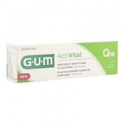 Gum Activital Dentifrice Q10 75ml