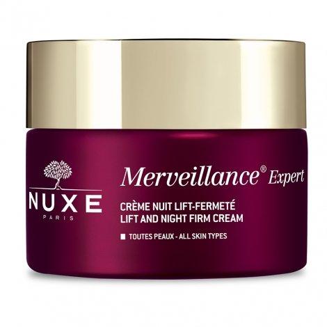 Nuxe Merveillance Expert Crème Nuit Lift Fermeté 50ml pas cher, discount