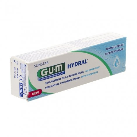 Gum Hydral Gel Humectant 50ml 6000 pas cher, discount