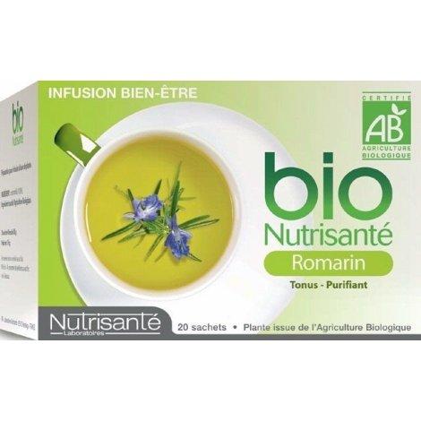 Nutrisante Infusion bio : Romarin x20 sachets pas cher, discount