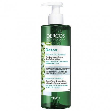 Vichy Dercos Nutrients Detox Shampooing 250ml pas cher, discount