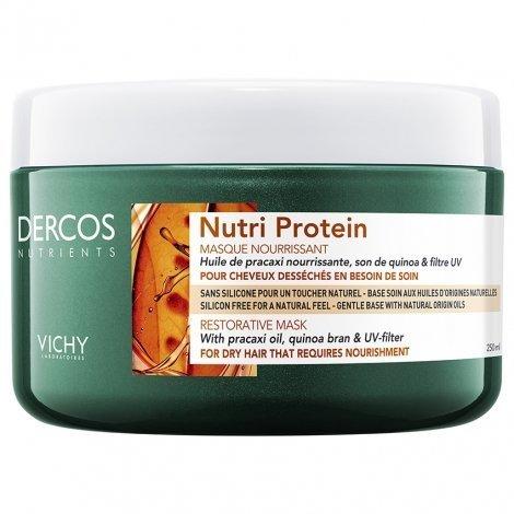 Vichy Dercos Nutrients Nourish masque 250ml pas cher, discount