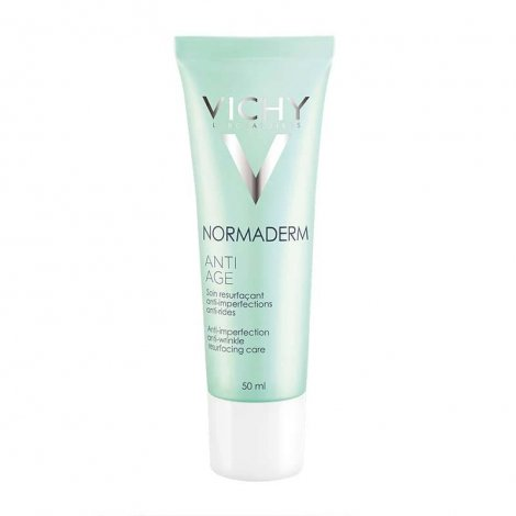 Vichy Normaderm Anti-Age Soin Resurfaçant Anti-Imperfection 50 ml pas cher, discount
