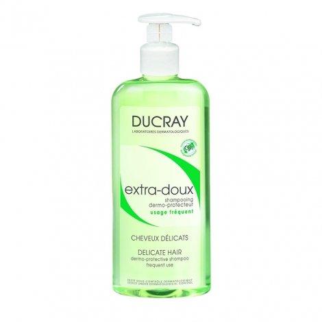 Ducray Extra doux shampooing flacon 400ml pas cher, discount