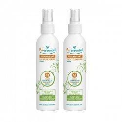 Puressentiel LOT de 2 Spray Assainissant aux 41 Huiles Essentielles 200 ml