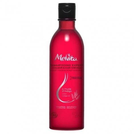 Melvita Shampoing Expert Indigo 200ml pas cher, discount