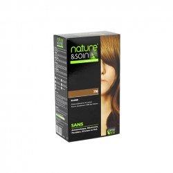 Santé Verte Nature & Soin Coloration Permanente Blond 7N 132ml