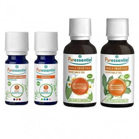 Puressentiel Pack Rhume et Ecoulement Nasal pas cher, discount