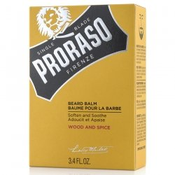 Proraso Baume à Barbe Wood and Spice 100ml