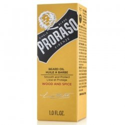 Proraso Huile à Barbe Wood and Spice 30ml