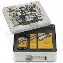 Proraso Kit Barbe Wood and Spice 3 produits