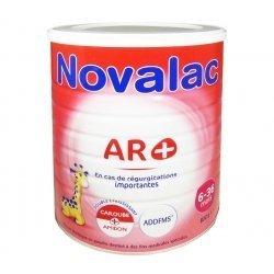 Novalac AR+ 6 - 36 mois 800g