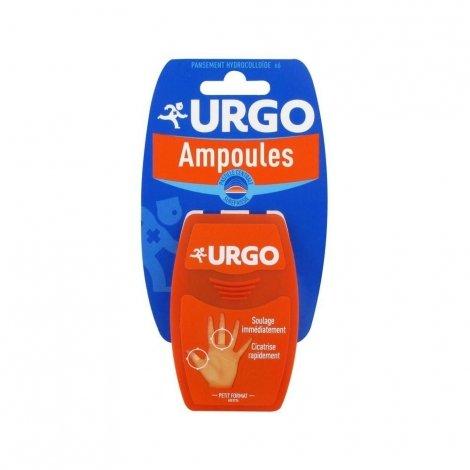 Urgo Ampoules Pansement Hydrocolloïde Petit Format x6 pas cher, discount