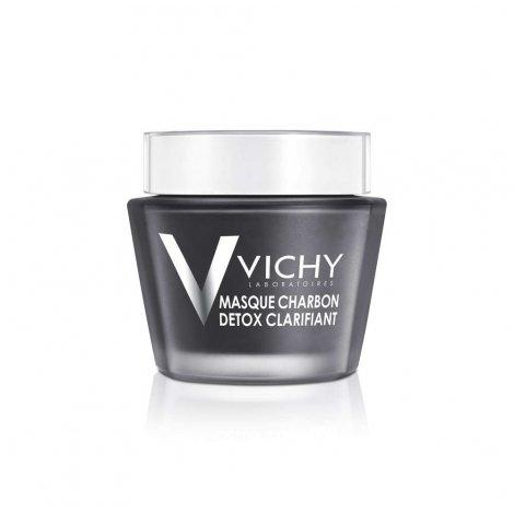 Vichy Purete Thermale Masque Charbon Detox 75ml pas cher, discount