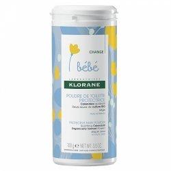Klorane Bébé Bébé Poudre de toilette Protectrice 100g