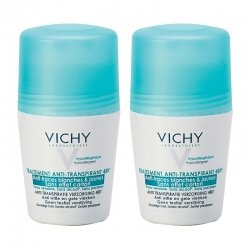 Vichy Traitement Anti-Transpirant 48H Duo 2 x 50ml