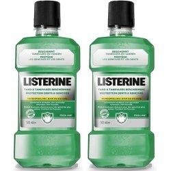 Listerine Protection Dents Et Gencives LOT de 2x500ml