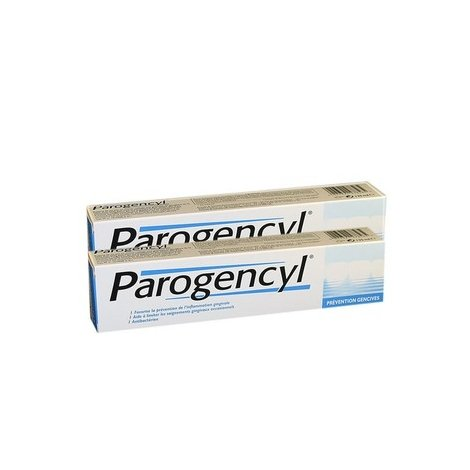 Parogencyl LOT de 2 Dentifrices Prevention Gencives 75 Ml pas cher, discount