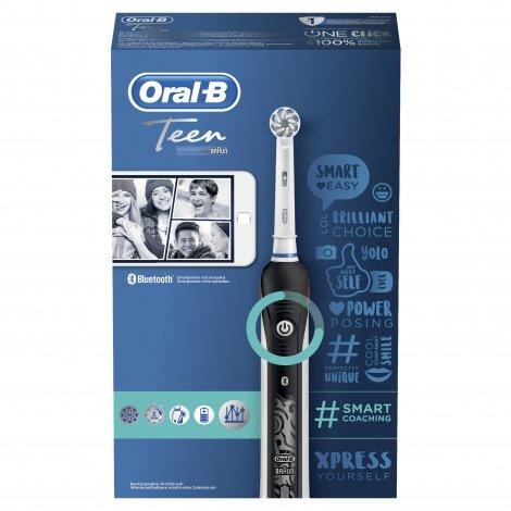 Oral B Smart Teen Black Brosse à Dents Electrique pas cher, discount