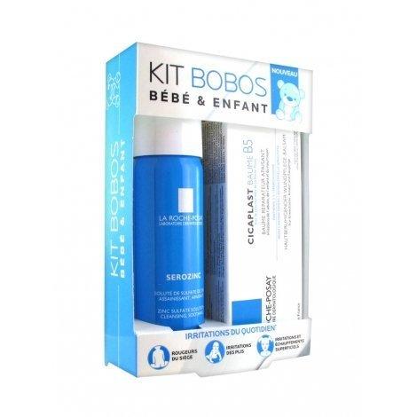 La Roche Posay Kit Bobos - Baume Cicalplast B5 40ml + Serozinc 50ml pas cher, discount