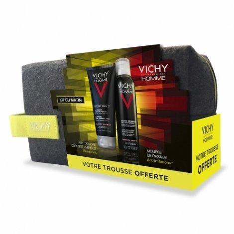 Vichy Homme Kit du matin- 2 Produits pas cher, discount