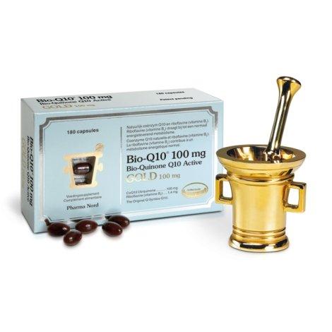 Pharma Nord Bio-Q10 100mg Gold 180 capsules pas cher, discount