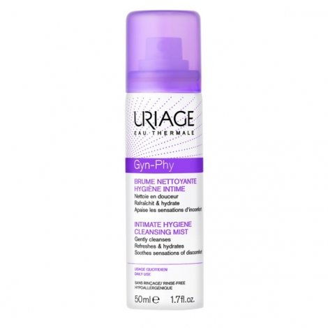 Uriage Gyn-Phy Brume Nettoyante 50ml pas cher, discount