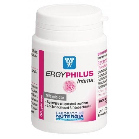 Nutergia Ergyphilus Intima 60 gélules pas cher, discount