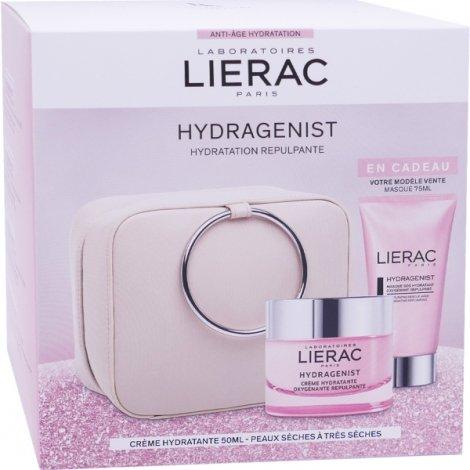 Lierac Coffret Hydragenist Crème Hydratante 50ml+ Masque SOS Hydratant 75ml pas cher, discount