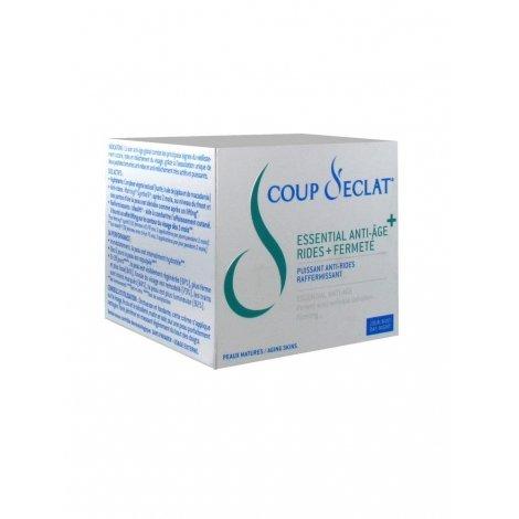 Coup D'eclat Creme Essential Anti-age Pot 50ml pas cher, discount