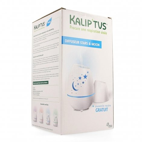 Kalip'Tus Diffuseur Stars & Moon pas cher, discount