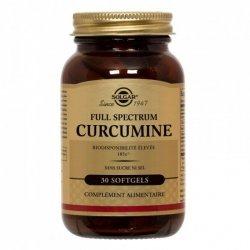 Solgar Full Spectrum Curcumine 30 capsules