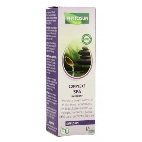 Phytosun Complexe Spa 30ml pas cher, discount